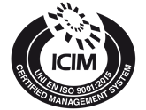 ICIM certified quality management system