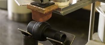Timbratrice a trasferimento termico/Marking machine