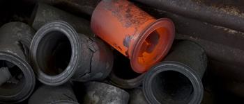 Giunti isolanti per utenze (giunto PN10) - Service line insulating joints (PN10)